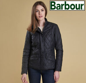 NEW Barbour Women's Flyweight Cavalry Quilted Jacket MED