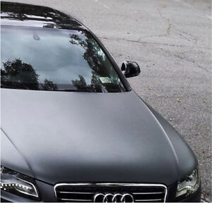 A4 .. AUDI ... DARK GREY.. LIKE NEW in/out -