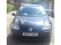 BARGAIN CHEAPEST EVER- GOLF MATCH TDI WITH THE SCREEN 1.9 DIESEL FIRST TO SEE WILL BUY