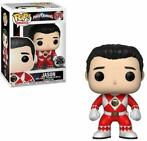 * Funko Pop - Power Rangers - Jason - No 670