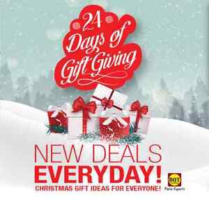24 DAYS OF GIFT GIVING: DAY 6 DEAL