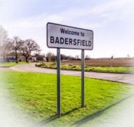 Wanted: House to rent in Badersfield