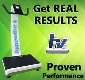 HyperVibe G10 whole body vibration machine