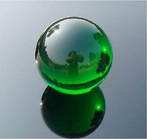 Natural Quartz Crystal Healing Ball w Wood Stand Assorted Colors Edmonton Edmonton Area image 2
