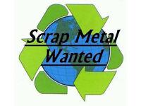 ♻️ ;Free scrap metal collection