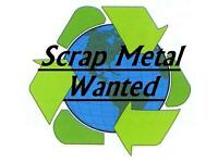 FREE SCRAP METAL COLLECTION ALL AREAS 7DAYS