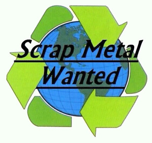 Scrap Metal/ E Waste Wanted!! Heavy T.V's Wanted!!