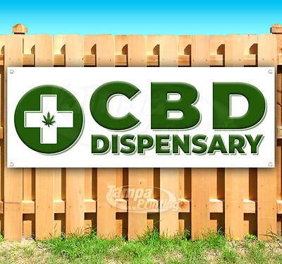 Cbd Dispensary Advertising Vinyl Banner Flag Sign Many Sizes