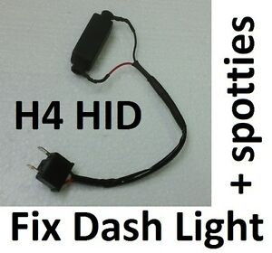 HID Load Module fix blue dash light Toyota Landcruiser 70 75 76 78 79 80 series