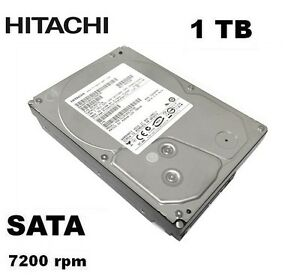 """"" 1TB HARD DRIVE FOR PC - 1TB DISCO DURO POU PC """""