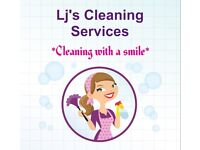 Lj's Cleaning Services delivers domestic house and Office cleaning.