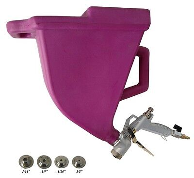 Texture Sprayer Hopper Gun Not For Spraying Stucco