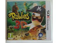 Rabbids 3D, Nintendo 3DS game