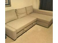 Corner Sofa Bed. Only £350 *Free delivery & Free assembly*