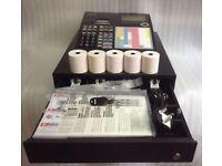 Casio Se-C300 Electronic Cash Register