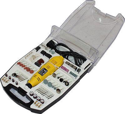 Mini Schleifer Schleifgerät Multifunktionswerkzeug Schleifmaschine Set 243teilig