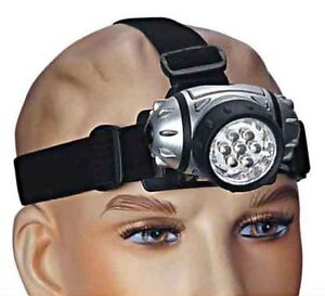 New 7 LED head lamp Vancouver Greater Vancouver Area image 4