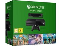 BRAND NEW. Xbox One 500Gb Console with Kinect and 3 Games.