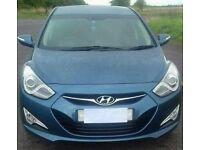 Hyundai i40 blue drive 1.7 diesel