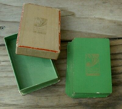 Vintage ARRCO 1933 Century of Progress CHICAGO WORLD'S FAIR PLAYING CARDS