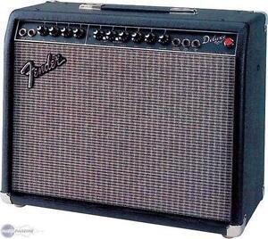 Fender Deluxe 90  amp