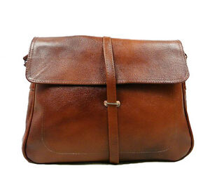 MESSENGER A4 Genuine leather Shoulder Bag, Messenger,casual HANDMADE - <span itemprop=availableAtOrFrom>Warsaw, Polska</span> - MESSENGER A4 Genuine leather Shoulder Bag, Messenger,casual HANDMADE - Warsaw, Polska