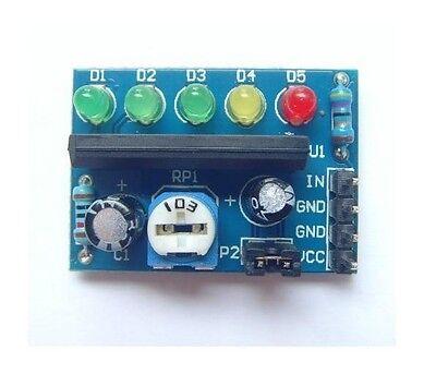 10pcs Audio Level Indicator Power Level Indicator Level Indicating Module Ka228