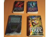 Artemis Fowl Books (Art023)