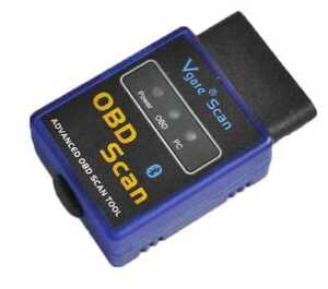 Bluetooth ELM327 Android Phone OBD2 WIRELESS Scan Tool