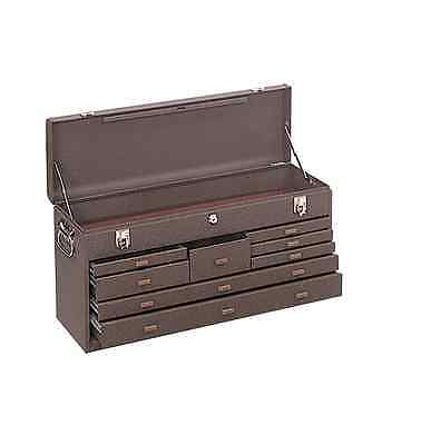 Kennedy Journeyman Machinist Chest 8 Drawer Model 526