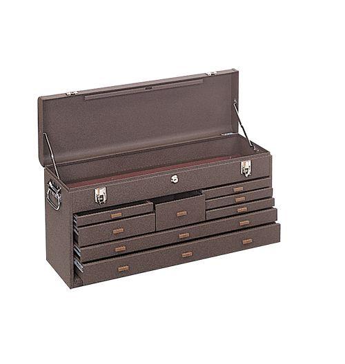 Kennedy Journeyman Machinist Chest 8 drawer Model 526