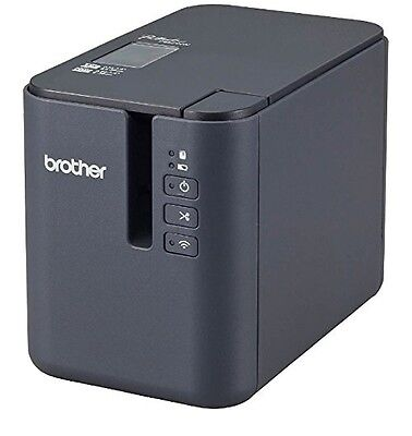 New Brother Pt-p950nw Label Printer Authorized Brother Dealer 2 Year Warranty