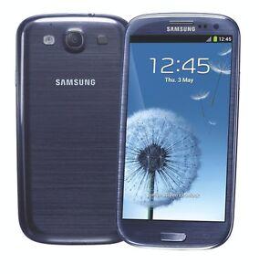 Samsung Galaxy S III 16GB Telus LTE Smartphone - Blue- NEW