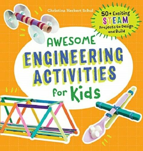 Awesome Engineering Activities for Kids-ELECTRONIC EDITION