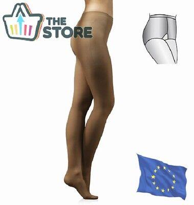 Kompression Unterstützung Strumpfhosen (23-32mmhg MEDIZINISCH KOMPRESSION STRUMPFHOSEN Krampfadern Bein Unterstützung)