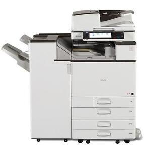 Ricoh MP C5503 Color Photocopier Copier Laser Printer Scanner Fax Copy Machine - BUY or LEASE Office Copiers Printers
