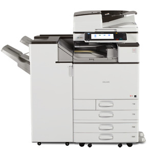 Ricoh Colour Laser Multifunction Printer Copier 1 Year Warranty