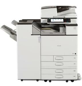Ricoh Multifunction Copier/Printer/Scanner/Copy Machine/Photocopier All in Toner/Service only 1.5c/7.5 cent Lowest Rate
