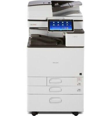 Ricoh Mp C3004ex Color Copier Printer Scanner