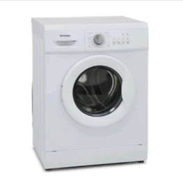 Brand new washing machine can deliver