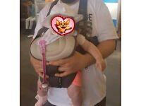 Morph baby carrier 2 parent