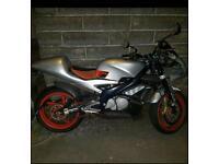 Bike stolen 125cc