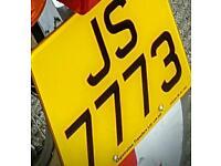 Cherished number JS