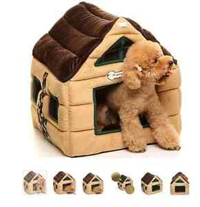 Luxury High-End Pet House With Detachable Cushion