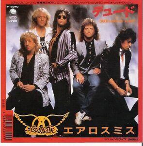 Aerosmith-Dude-Looks-like-a-lady-Rare-Japanese-2-track-7