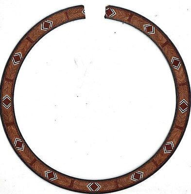 , ACOUSTIC, CLASSICAL, GUITAR ROSETTES / INLAY, SOUND HOLE 243