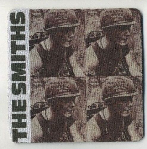 The Smiths - Record Album Beverage Coaster  - Meat is Murder
