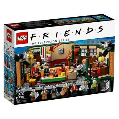 LEGO IDEAS 21319 FRIENDS CENTRAL PERK BRAND NEW COMPLETE SET