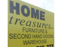 HOUSE CLEARANCES by licensed second hand dealership. Fast, efficient, sympathetic. Free quotes
