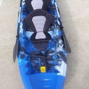 TWO SEATER (PLUS 1) KAYAK- TAMAR Southern River Gosnells Area Preview